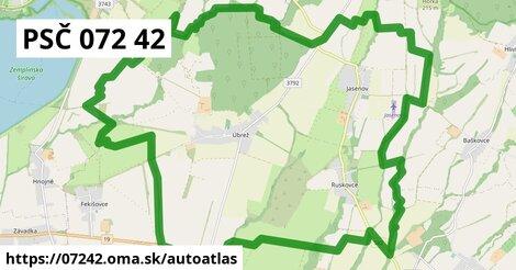 ikona Mapa autoatlas  07242