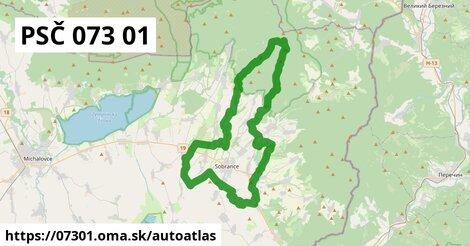ikona Mapa autoatlas  07301