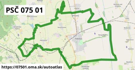 ikona Mapa autoatlas  07501
