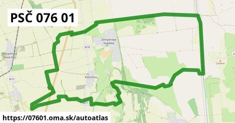 ikona Mapa autoatlas  07601