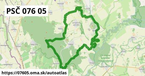ikona Mapa autoatlas  07605
