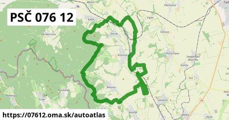 ikona Mapa autoatlas  07612