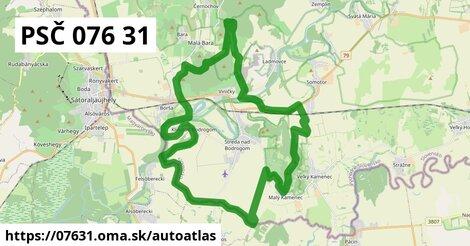 ikona Mapa autoatlas  07631