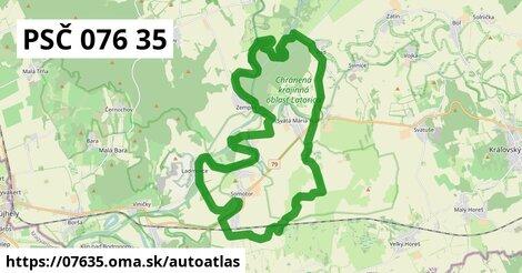 ikona Mapa autoatlas  07635
