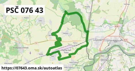 ikona Mapa autoatlas  07643