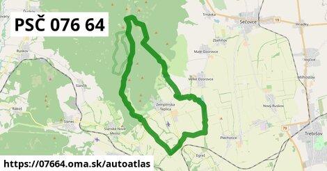 ikona Mapa autoatlas  07664