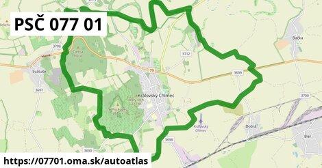 ikona Mapa autoatlas  07701