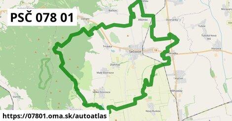 ikona Mapa autoatlas  07801
