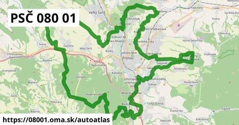 ikona Mapa autoatlas  08001