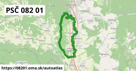 ikona Mapa autoatlas  08201