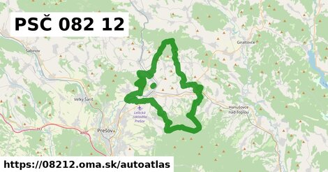 ikona Mapa autoatlas  08212