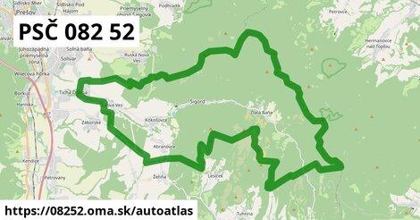 ikona Mapa autoatlas  08252