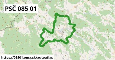 ikona Mapa autoatlas  08501