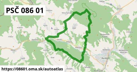 ikona Mapa autoatlas  08601