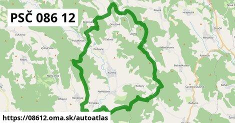 ikona Mapa autoatlas  08612