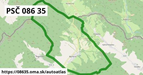 ikona Mapa autoatlas  08635