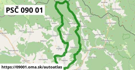 ikona Mapa autoatlas  09001