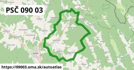 ikona Mapa autoatlas  09003