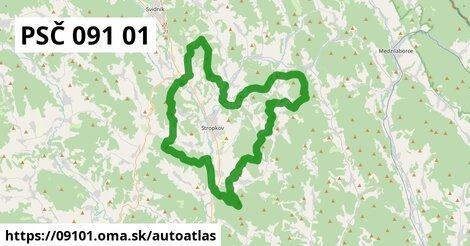 ikona Mapa autoatlas  09101