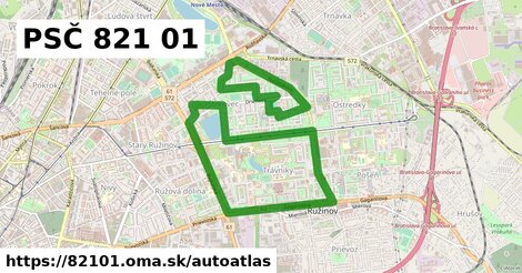 ikona Mapa autoatlas  82101