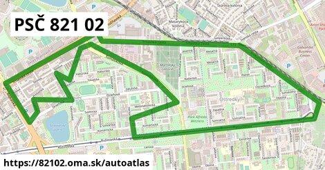 ikona Mapa autoatlas  82102