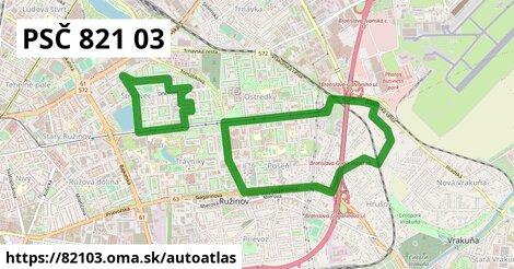 ikona Mapa autoatlas  82103