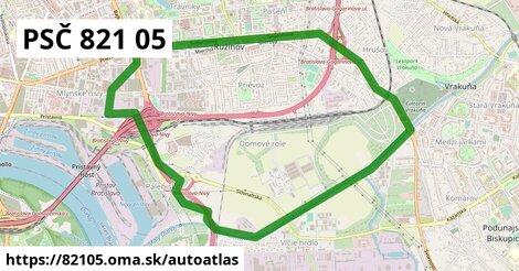 ikona Mapa autoatlas  82105