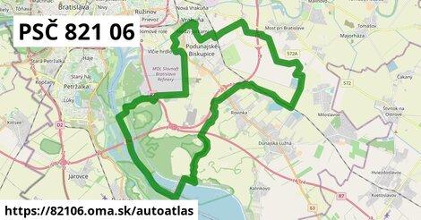ikona Mapa autoatlas  82106