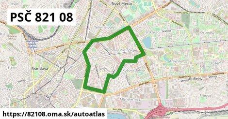ikona Mapa autoatlas  82108