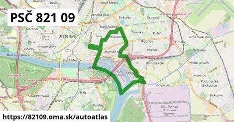 ikona Mapa autoatlas  82109
