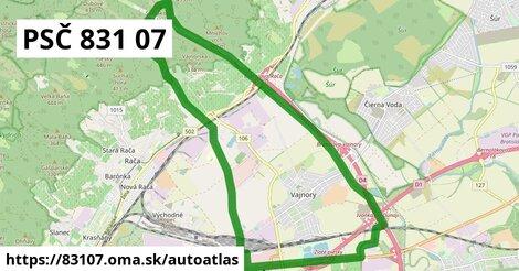 ikona Mapa autoatlas  83107