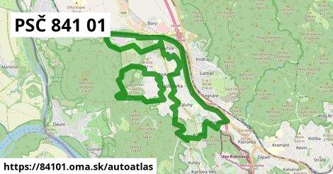 ikona Mapa autoatlas  84101