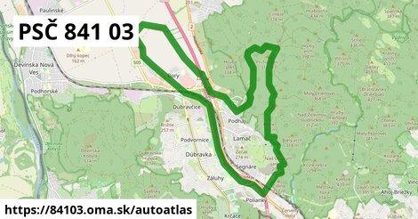 ikona Mapa autoatlas  84103