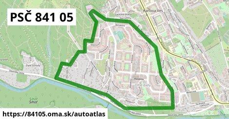 ikona Mapa autoatlas  84105