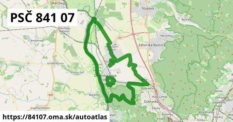 ikona Mapa autoatlas  84107