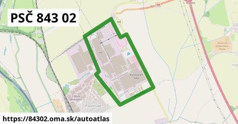 ikona Mapa autoatlas  84302