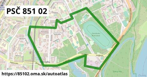 ikona Mapa autoatlas  85102