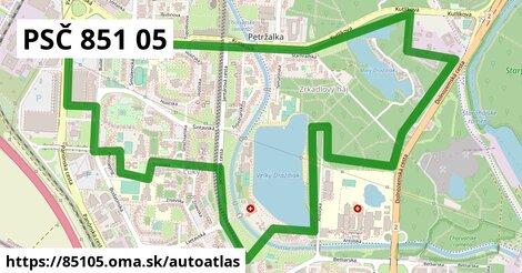 ikona Mapa autoatlas  85105