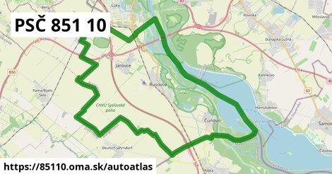 ikona Mapa autoatlas  85110