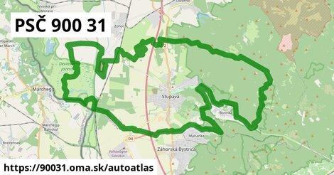 ikona Mapa autoatlas  90031