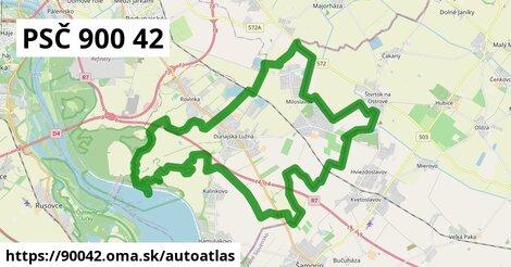 ikona Mapa autoatlas  90042