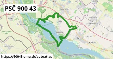 ikona Mapa autoatlas  90043