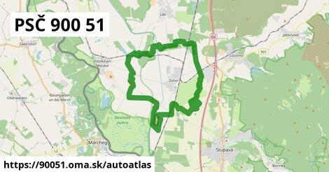 ikona Mapa autoatlas  90051