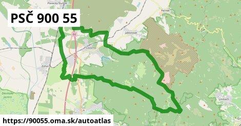 ikona Mapa autoatlas  90055