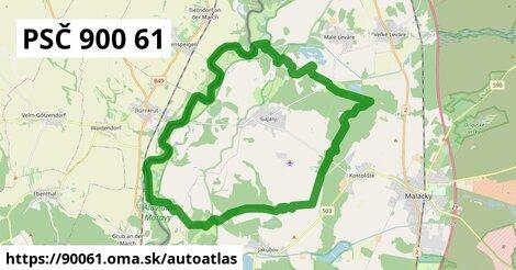 ikona Mapa autoatlas  90061