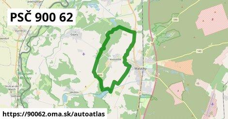 ikona Mapa autoatlas  90062
