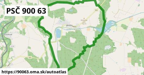 ikona Mapa autoatlas  90063