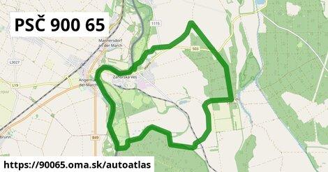 ikona Mapa autoatlas  90065