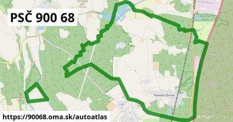 ikona Mapa autoatlas  90068