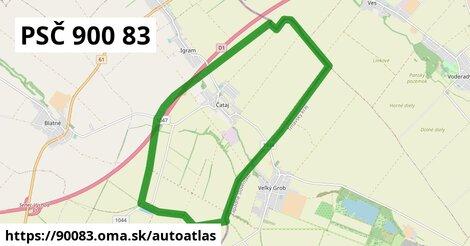 ikona Mapa autoatlas  90083